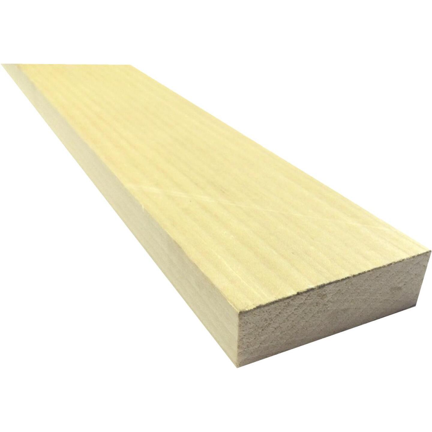 Waddell 1 In. x 3 In. x 6 Ft. Poplar Wood Board Image 1