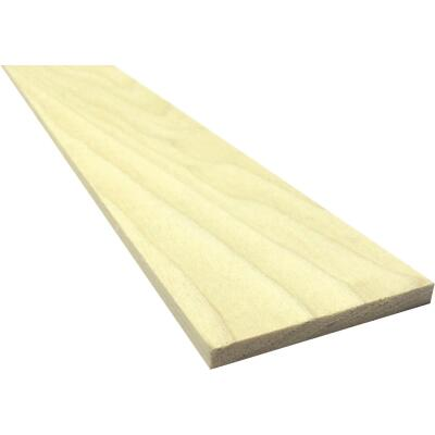 Waddell 1/4 In. x 4 In. x 4 Ft. Poplar Wood Board