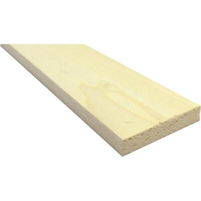 Waddell 1/2 In. x 4 In. x 4 Ft. Poplar Wood Board