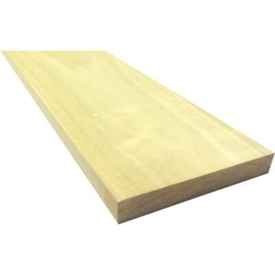 Waddell 1/2 In. x 6 In. x 4 Ft. Poplar Wood Board
