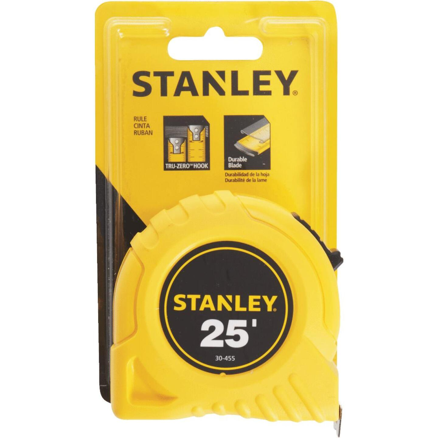 Stanley 25 Ft. Tape Measure Image 2