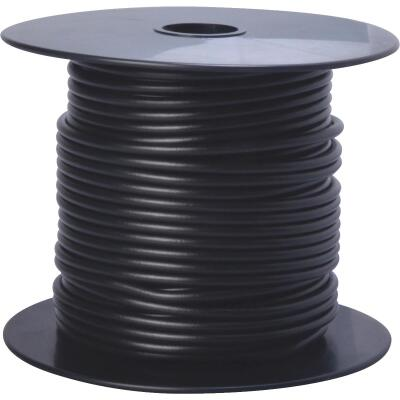 ROAD POWER 100 Ft. 14 Ga. PVC-Coated Primary Wire, Black