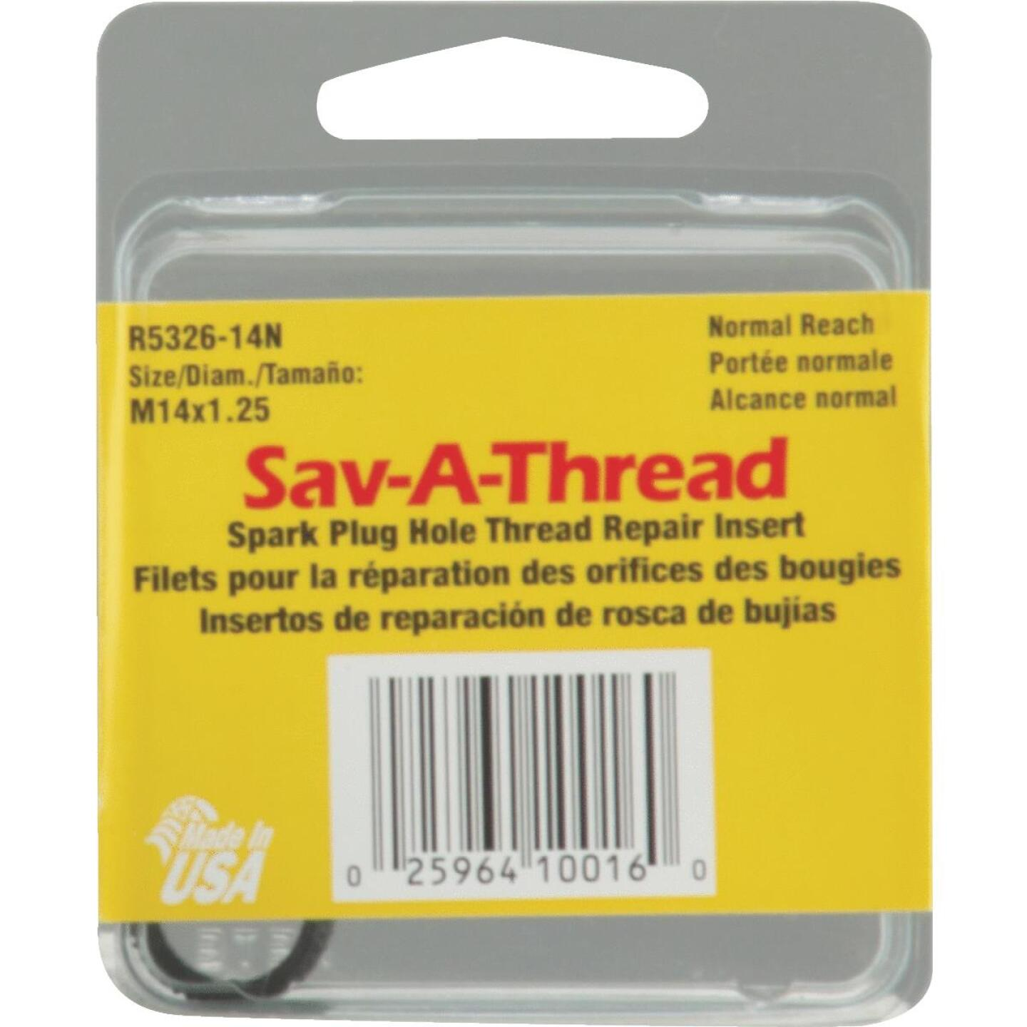 HeliCoil 14 x 1.25mm Normal Spark Plug Thread Insert Image 1