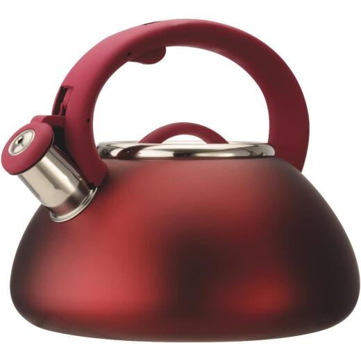 Primula Pavre 2.5 Qt. Stainless Steel Trigger Spout Stove Top Tea Kettle