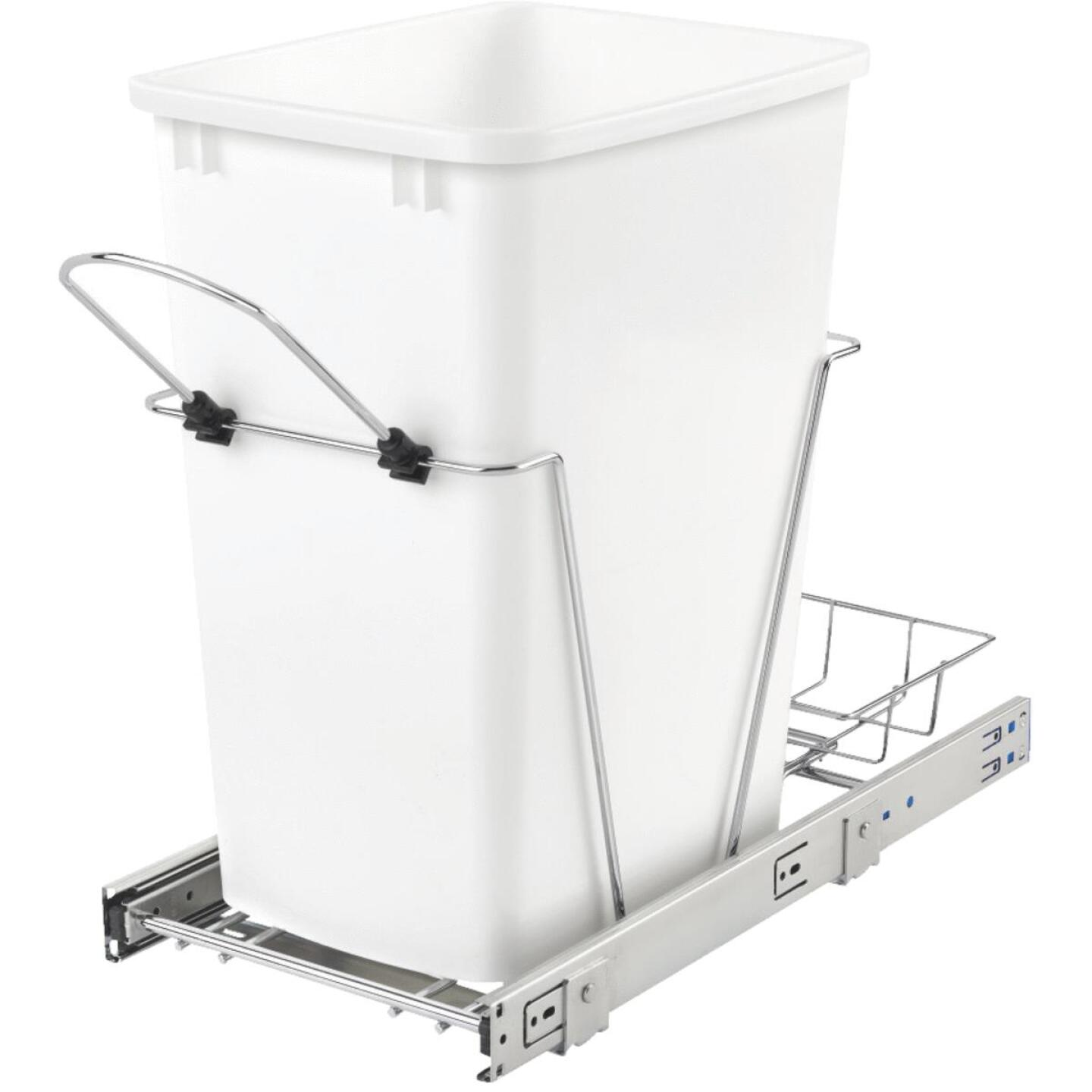 Rev-A-Shelf 35 Quart Pull-Out Waste Container Image 1